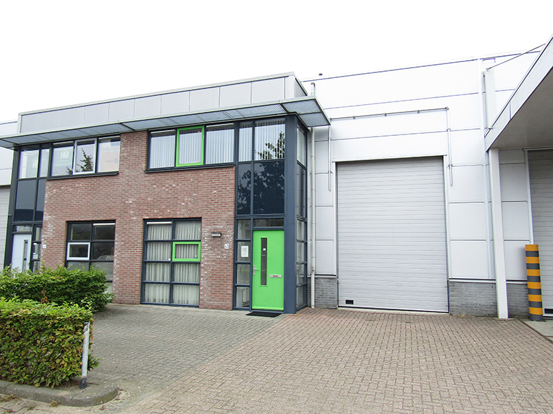 Wijk en Aalburg – Nijverheidstraat 43