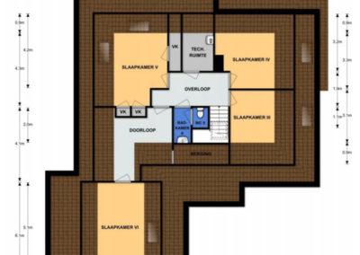 verdieping Hooftlanden 31